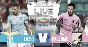 Partita Lazio - Palermo in diretta, Serie A 2015/2016 live (1-1)