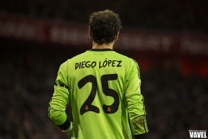 "Diego López: ""Mourinho me dejó claro que no era su niño bonito"""