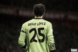 Diego López se gana su sitio en la historia madridista