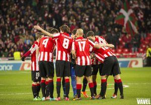 Valverde y el Athletic, con todo para la vuelta ante el Nápoles