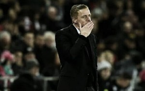 Garry Monk receives backing from Williams and Mills
