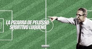La pizarra de Pelusso: Sportivo Luqueño