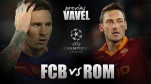 """Barcellona - Roma, """"hic sunt leones"""""""