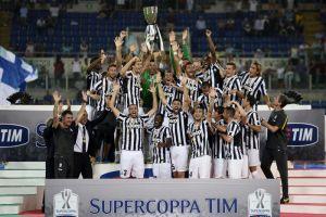 La Supercoppa Italia se jugará el 23 de diciembre