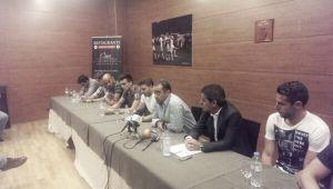 Ocho renovados en el Real Jaén