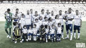 Real Zaragoza - U.D Las Palmas: puntuaciones del Zaragoza, ida de la final del playoff