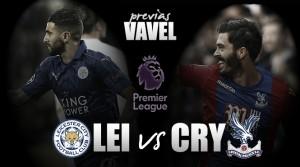 Previa Leicester City - Crystal Palace: situaciones distintas