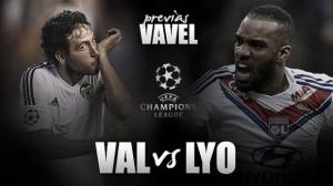 Valencia - Olympique de Lyon: tres puntos obligatorios con el pase en juego