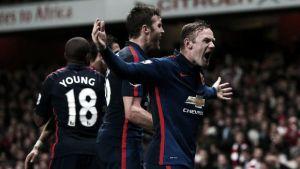 L'Arsenal gioca, lo United segna: all'Emirates è 1-2 per gli ospiti