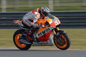 Sepang, Márquez chiude i test con il record della pista