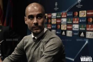 """Pep Guardiola: """"Con once estaba igualado y con diez estuvo acabado"""""""