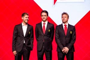 """F1, Ferrari guarda al 2016. Vettel: """"Siamo sulla strada giusta"""", Raikkonen: """"Sappiamo di voler vincere"""""""