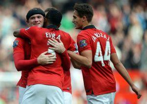 Manchester United renoue avec la victoire