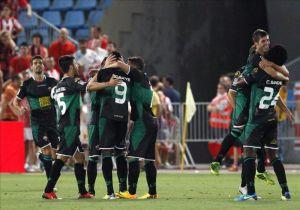 Almería deja escapar el triunfo en la Liga BBVA