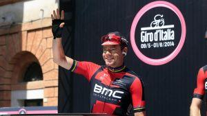 Giro : L'exploit vain pour Rolland, l'étape pour Ulissi, le maillot rose pour Evans