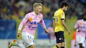 Le maintien pour l'Evian TG, la désillusion pour le FC Sochaux