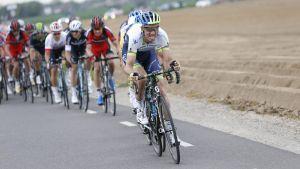 Giro : Weening s'impose, Pozzovivo impressionne