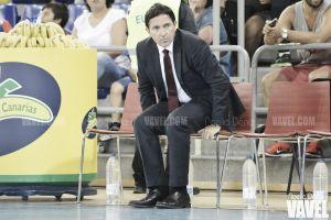 """Xavi Pascual: """"No hemos sabido cerrar el partido"""""""