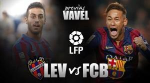Levante - Barcelona: reforzado colista se mide al líder