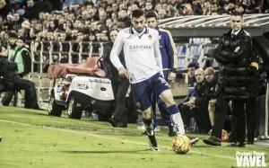 Diego Rico firma contrato profesional con el Real Zaragoza