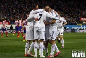 Veinte puntos para Cristiano Ronaldo en tripletes