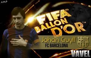 Blaugranas de Oro: Johan Cruyff
