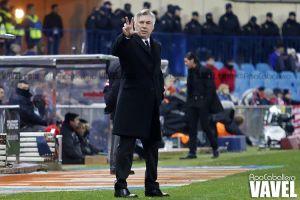 """Ancelotti: """"Esperemos que Isco siga con este ritmo y actitud"""""""
