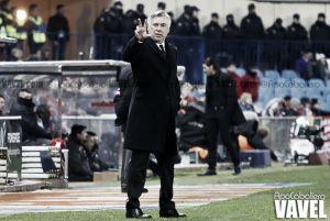 Ancelotti convoca a 19 jugadores para la visita a Getafe