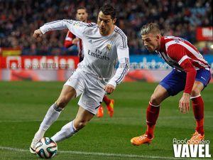 Cristiano Ronaldo, fundamental en los derbis frente al Atlético