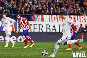 Cristiano se reencuentra con el Atlético