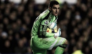 Vito Mannone relieved to have finally kept a clean sheet
