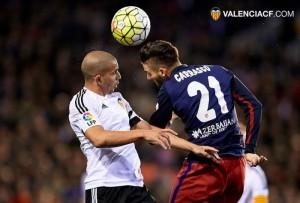 Feghouli destaca en la goleada de Argelia