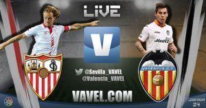 Europa League: Valencia vs Sevilla en vivo y en directo online
