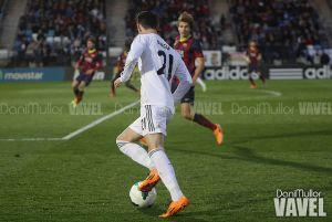 El Real Madrid Castilla vence a sus miedos ante el Barcelona B