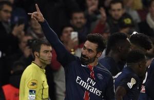 PSG - Tolosa 2-0: Lavezzi e Di Maria portano i parigini in finale di Coupe de la Ligue