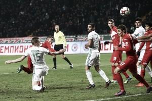 El Spartak, campeón de la primera vuelta de la Russian Premier League