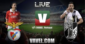 Benfica vs Vitória Guimarães en vivo y en directo online