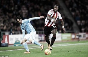 Sunderland 0-1 Manchester City - Player Ratings: Black Cats impress despite defeat