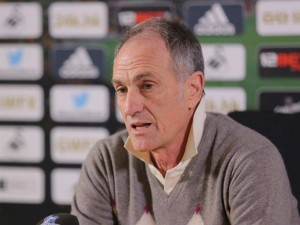 "Francesco Guidolin: ""En este momento tendremos que estar concentrados """
