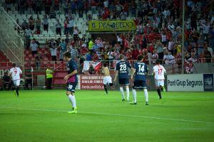 Perotti, más dentro que fuera del Sevilla