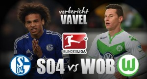 FC Schalke 04 - VfL Wolfsburg: Die Wölfe unter Druck