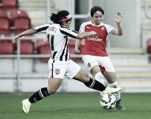 Desiree Scott leaves Notts County Ladies