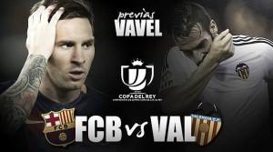 El Barcelona ante un Valencia herido