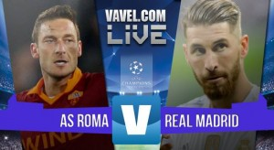 Roma Vs Real Madrid in Champions League 2015/2016 (0-2): Ronaldo + Jesé, il Real vede gli ottavi