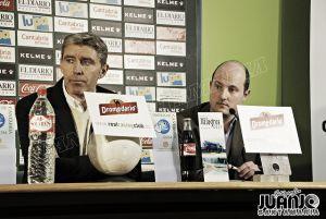 "Paco Fernández: ""Tres puntos que se escapan""."