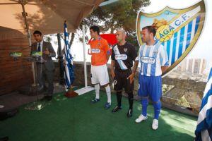 Li Ning gana el primer asalto al Málaga