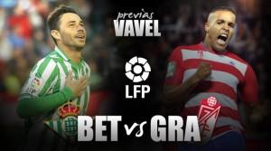 Real Betis - Granada CF: cada partido es ya una final