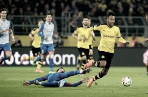 El Borussia Dortmund vence por la mínima y adelanta al Hoffenheim