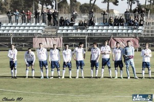 La recta final del Deportivo Aragón