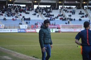 """Juan Ferrando: """"El Arandina ha cumplido sus objetivos y ahora puede disfrutar"""""""